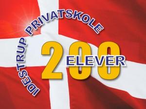 200 elever på Idestrup Privatskole
