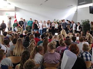 Velfortjent sommerferie til eleverne på Idestrup Privatskole